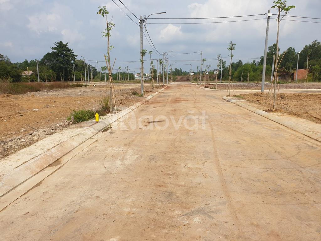 Bán đất nền ngay cổng chính sân bay Long Thành