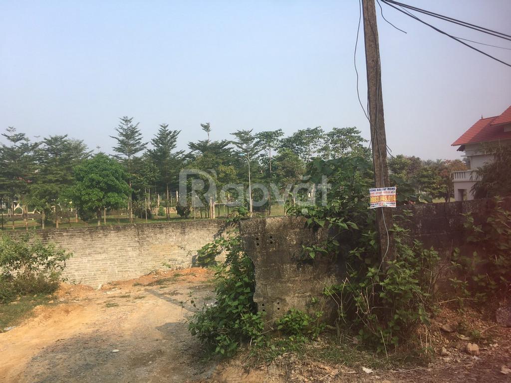 Bán lô đất vị trí đẹp xã Tiến Xuân, Thạch Thất, sát KĐT Xanh Villas