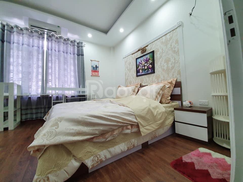 Bán nhà đẹp 35m2*5T, 2 mặt thoáng cách ô tô tránh 5m phố Nguyễn An Ninh giá 3,2 tỷ