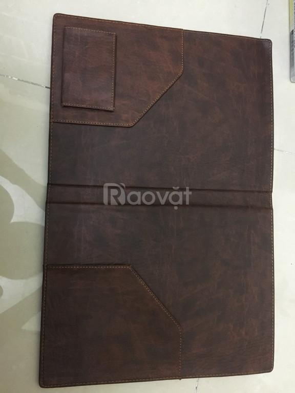 Bìa da, bìa folder, bìa menu cao cấp giá rẻ
