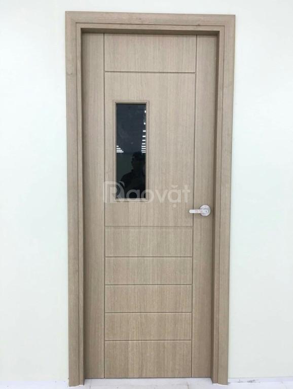 Cửa nhựa ABS Hàn Quốc cho chung cư căn hộ Bình Tân, quận 6,Bình Chánh