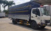 Hino Dutro XZU352 3,5 tấn thùng mui bạt 5m6 nhập khẩu Indonesia
