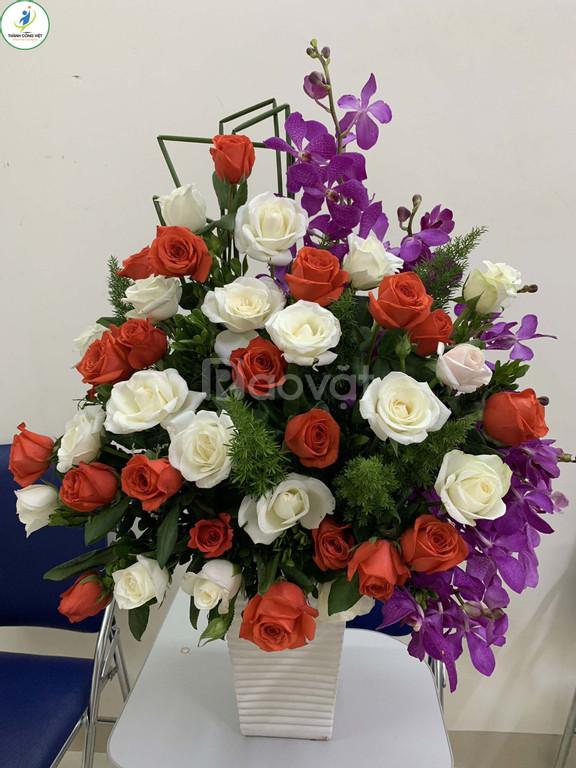Dạy cắm hoa tươi nghệ thuật mở shop tại Đà Nẵng