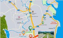 Bán đất Cam Lâm giá chỉ 4.5 triệu/m2 Khánh Hòa