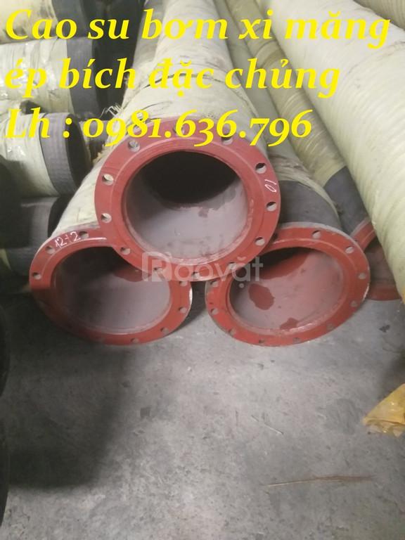 Ống cao su bố thép , ống cao su lõi thép giá rẻ nhất D150