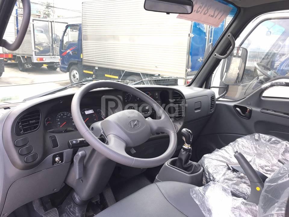 Bảng giá xe tải Huyndai N250sl thùng 4m3 nhập 2019