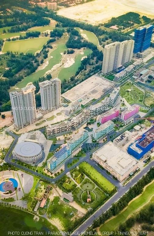 HomeLand Paradise – Mở bán phân khu mặt tiền sông cổ cò view CoCobay
