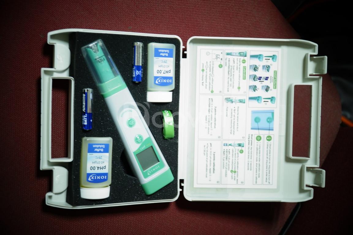 Máy đo pH cầm tay IONIX
