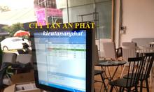 Trọn bộ máy tính tiền pos cho quán cafe tại Vũng Tàu
