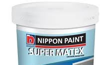 Đại lý pha màu sơn ngoai thất nippon super matex chính hãng đa màu.