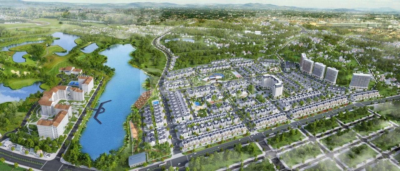Mở bán đợt 1 khu đô thị nghỉ dưỡng đầu tiên tại Vĩnh Yên