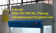 Tủ cấy vi sinh dòng khí thổi đứng - tủ nuôi cấy mô - model LV-VC1200