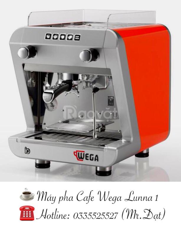 Chuyên cung cấp máy pha Cà Phê Wega Lunna chuyên nghiệp