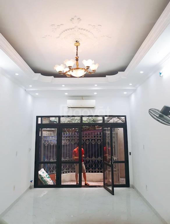 Bán nhà phố Thái Hà, Đống Đa 40M2 X6T, KD online mặt ngõ giá 4 tỷ15