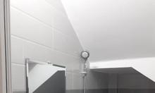 Nhà mới 2 lầu, hẻm nhựa 1/Thạnh Lộc 37, cách CĐ Điện Lực 300m
