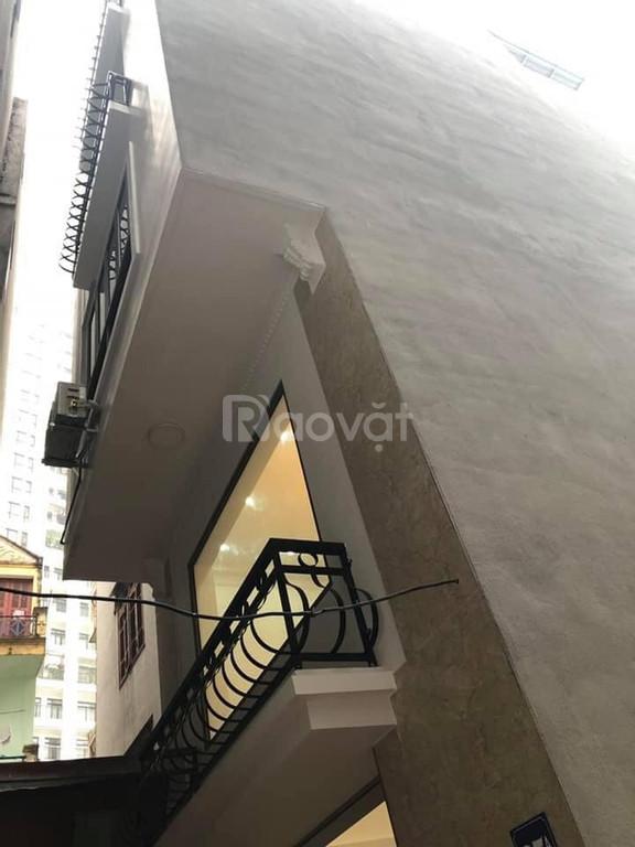 Bán nhà đẹp Vương Thừa Vũ, Thanh Xuân 60m, Mt 4.2m, ngõ rộng 6 tỷ