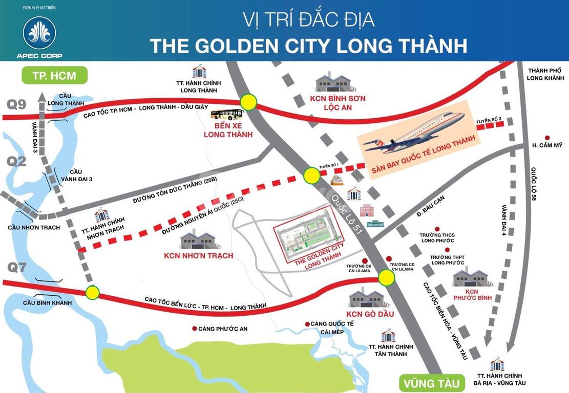 Bán đất giá rẻ ngay cổng chính sân bay Long Thành