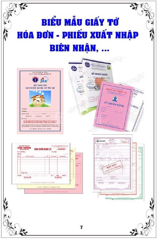 Dịch vụ in ấn giá rẻ tại Trà Vinh