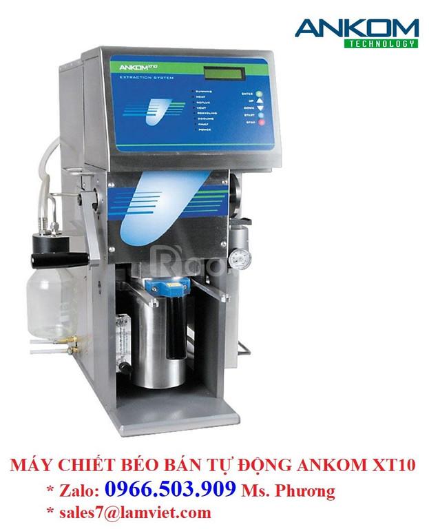Máy chiết béo bán tự động XT10 Ankom Mỹ