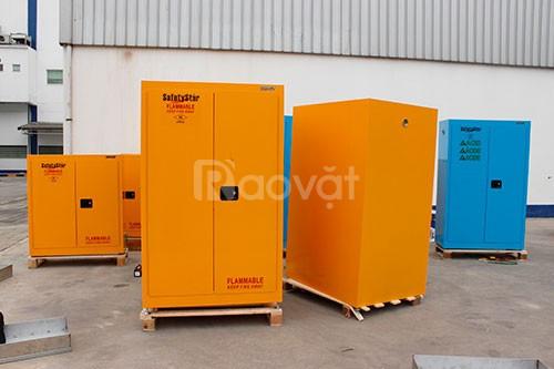 Tủ chứa hóa chất chống cháy 1 cửa Việt Nam