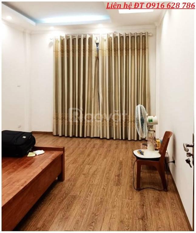 Bán nhà mới phố Yên Lãng 62m2, 5 tầng, 6PN, giá 5 tỷ – 6 tỷ