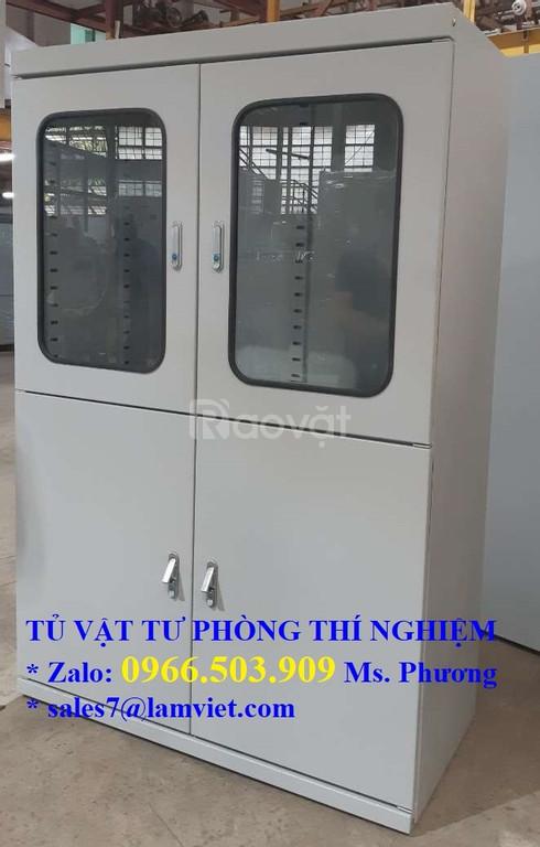 Tủ chứa vật tư cho phòng thí nghiệm - tủ chứa hồ sơ
