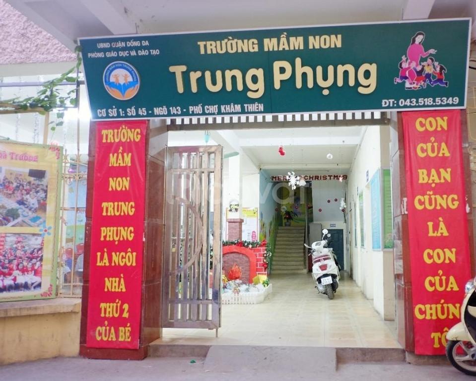 Mặt phố chợ Khâm Thiên, Đống Đa, ôtô, kinh doanh sầm uất, 70mx4T