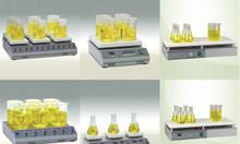Máy khuấy từ gia nhiệt 3,4,6 vị trí giá tốt - hãng Misung Hàn Quốc