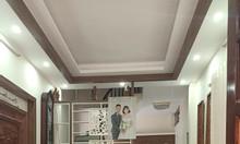 Bán nhà cực đẹp 35m2*5 tầng phố Tôn Đức Thắng vị trí 2 mặt ngõ, mặt tiền 4.5m,giá 3 tỷ.