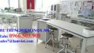 Ghế phòng thí nghiệm chất liệu inox 304 - hàng có sẵn (ảnh 1)