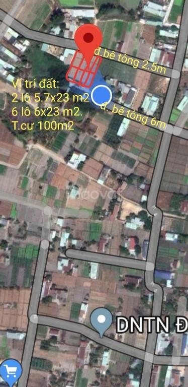 Bán đất chính chủ khu Tân Hải,Tân Thành