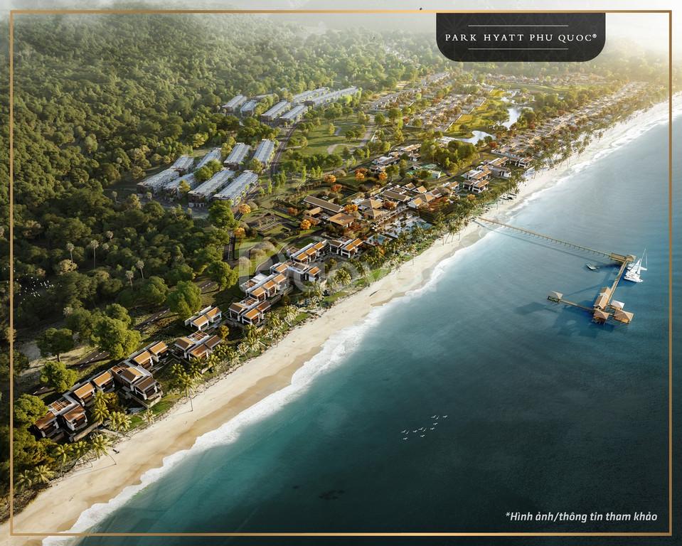 Park Hyatt Phú Quốc Trang chính thức phòng kinh doanh dự án