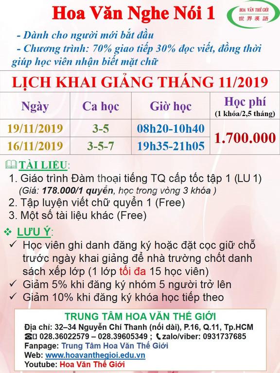 Học tiếng Trung cấp tốc ở tp.HCM