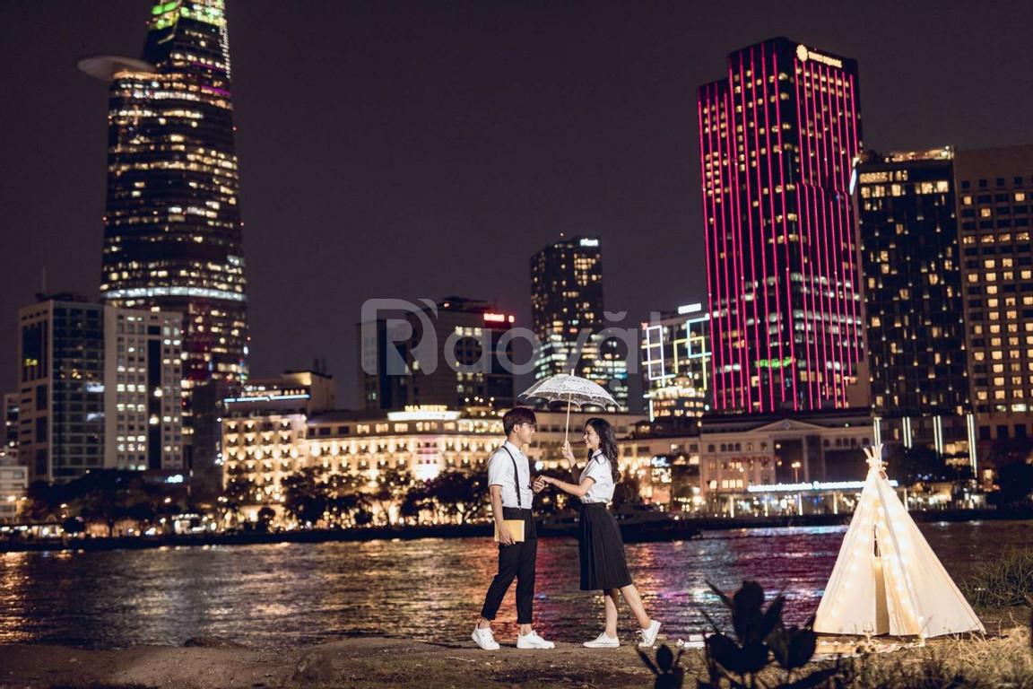 Gói chụp ảnh cưới TPHCM