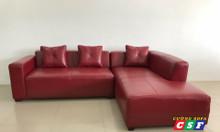 Bọc ghế sofa bằng da bò Nhập khẩu chuẩn EU