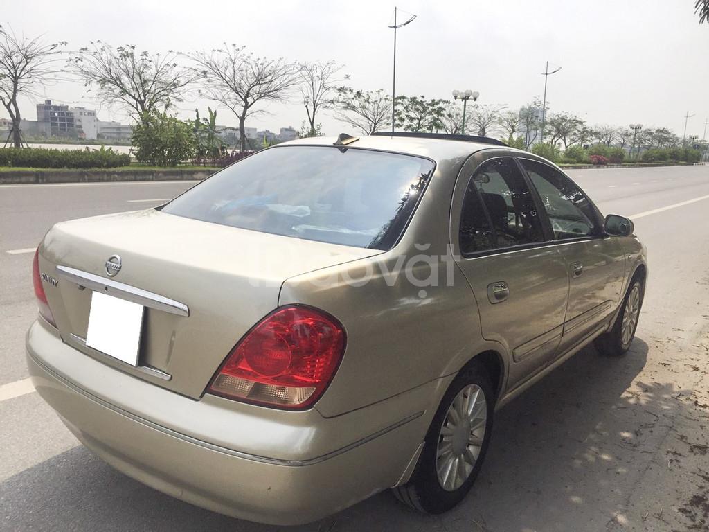 Nissan Sunny 2005 số tự động