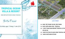 Tropical Ocean Villas & Resort dự án có 1-0-2