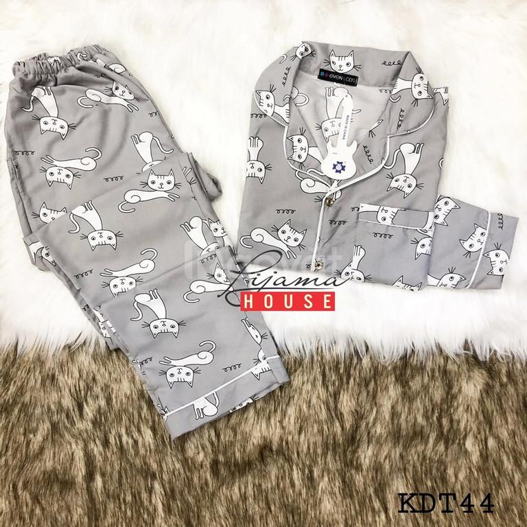 Bộ Pyjamas Kate Thái nữ ( hàng loại 1 )