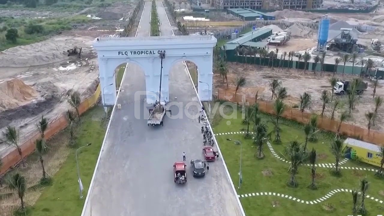 Bán đất liền kề cạnh FLC Hà Khánh, giá chỉ bằng 2/3 của FLC