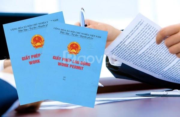 Thủ tục làm giấy phép lao động – thẻ tạm trú cho người nước ngoài