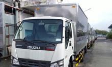 ISUZU 1.9 Tấn, KM trước bạ, máy lạnh, 200 lít dầu, 2 vỏ xe...