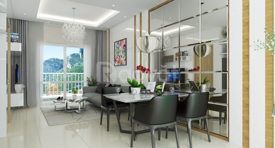 Căn hộ full nội thất đẹp tại CT3 Nam Cường 3 ngủ 103 m2