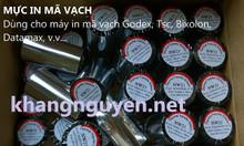 Ruy băng ribbon in tem nhãn mã vạch giá tốt ở Hà Nội