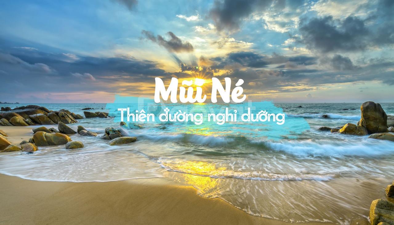 Đất tại Mũi Né Phan Thiết cách biển 200m
