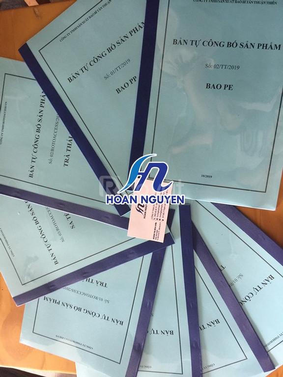Công bố tiêu chuẩn chất lượng sản phẩm tại thành phố Hồ Chí Minh