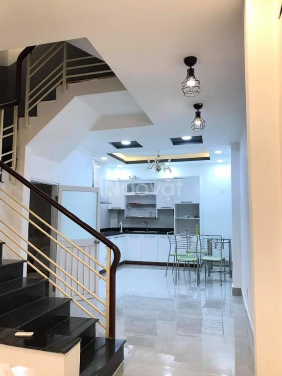 Bán nhà 2 tầng (4,5mx14m), Trường Sa, Q Phú Nhuận, giá 7,3 tỷ
