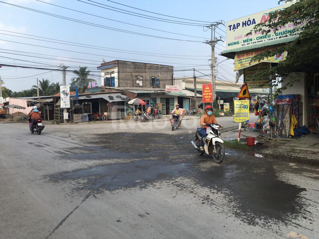 Đất ngay khu công nghiệp Tân Hương giá rẻ