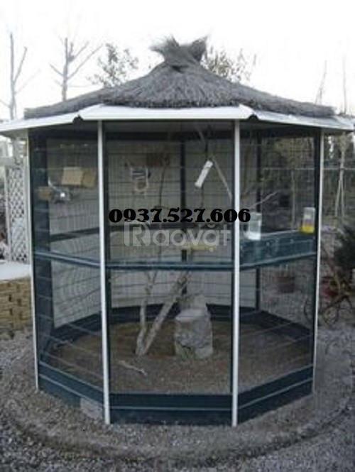 Bán chuồng aviary