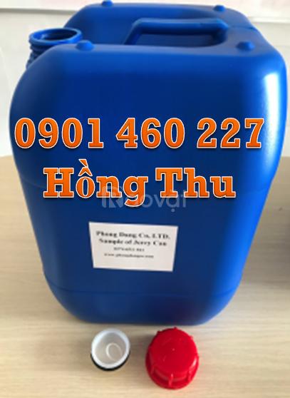 Nơi cung cấp can nhựa,can nhựa 20 lít dày loại cao cấp,can hóa chất