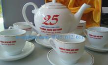 In logo ấm trà tại Hội An, bộ ấm trà quà tặng tại Hội An